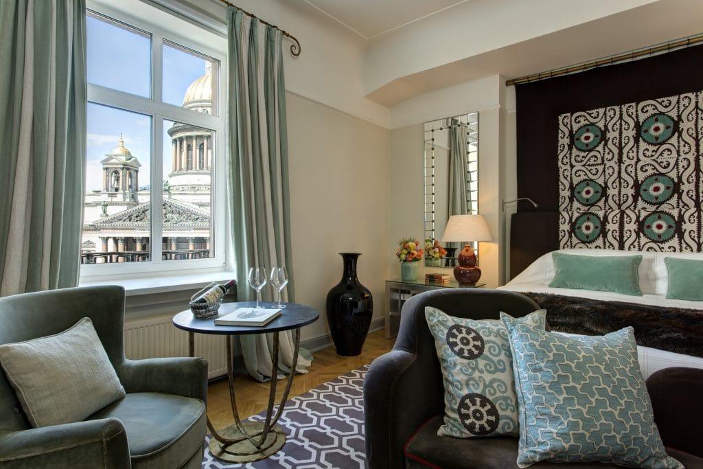 RFH Hotel Astoria Tsar Suite