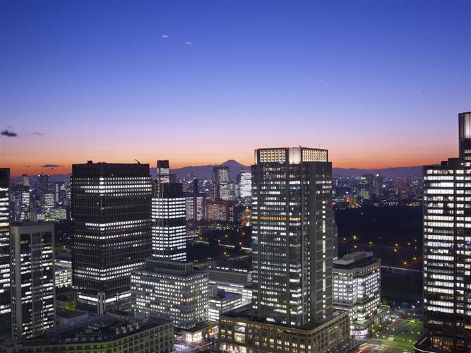 Shangri La Hotel Tokio