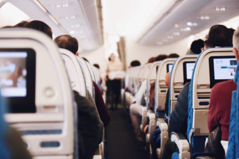 Airport Flughafen Airplane Flugzeug Inside 800x534