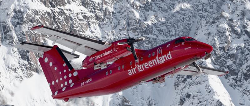 Air Greenland Dash 8-200