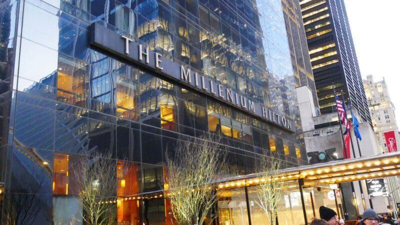 Millennium Hilton New York Downtown 800x450