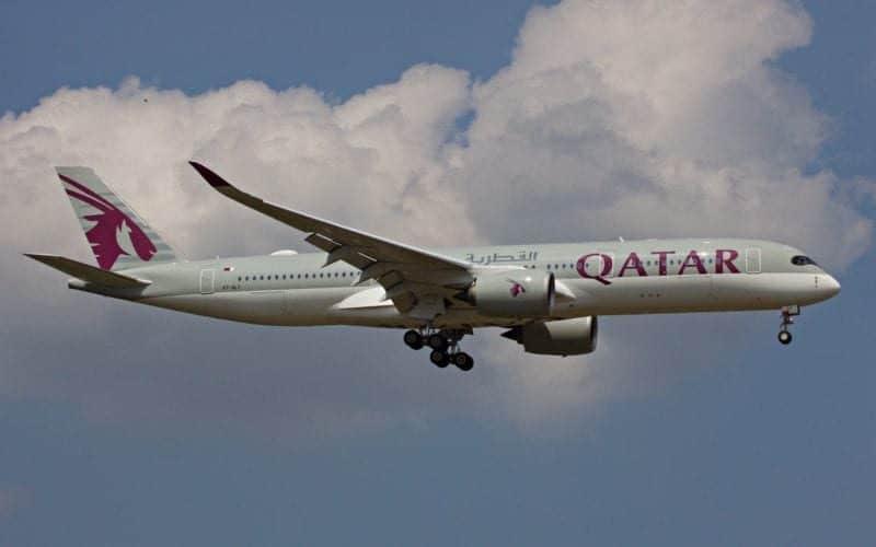 Qatar Airways Airbus A350 1 800x500