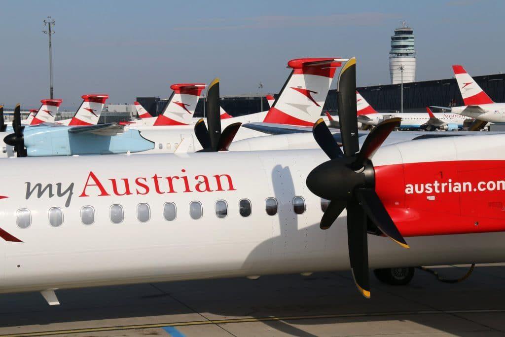 Austrian Airlines Rückerstattung