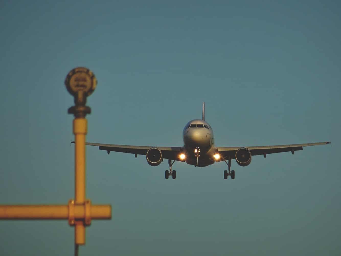 Airplane Turkish Airlines