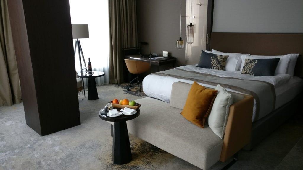 InterContinental Ljubljana Deluxe Room 1024x576
