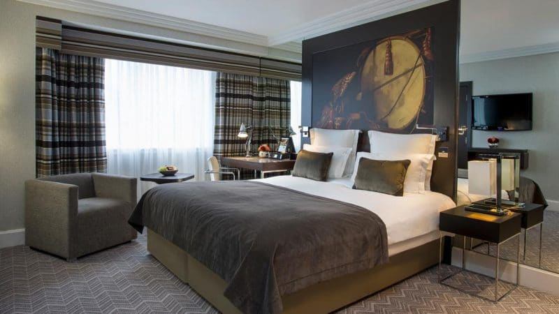 Jumeirah Lowndes Hotel Zimmer 800x450