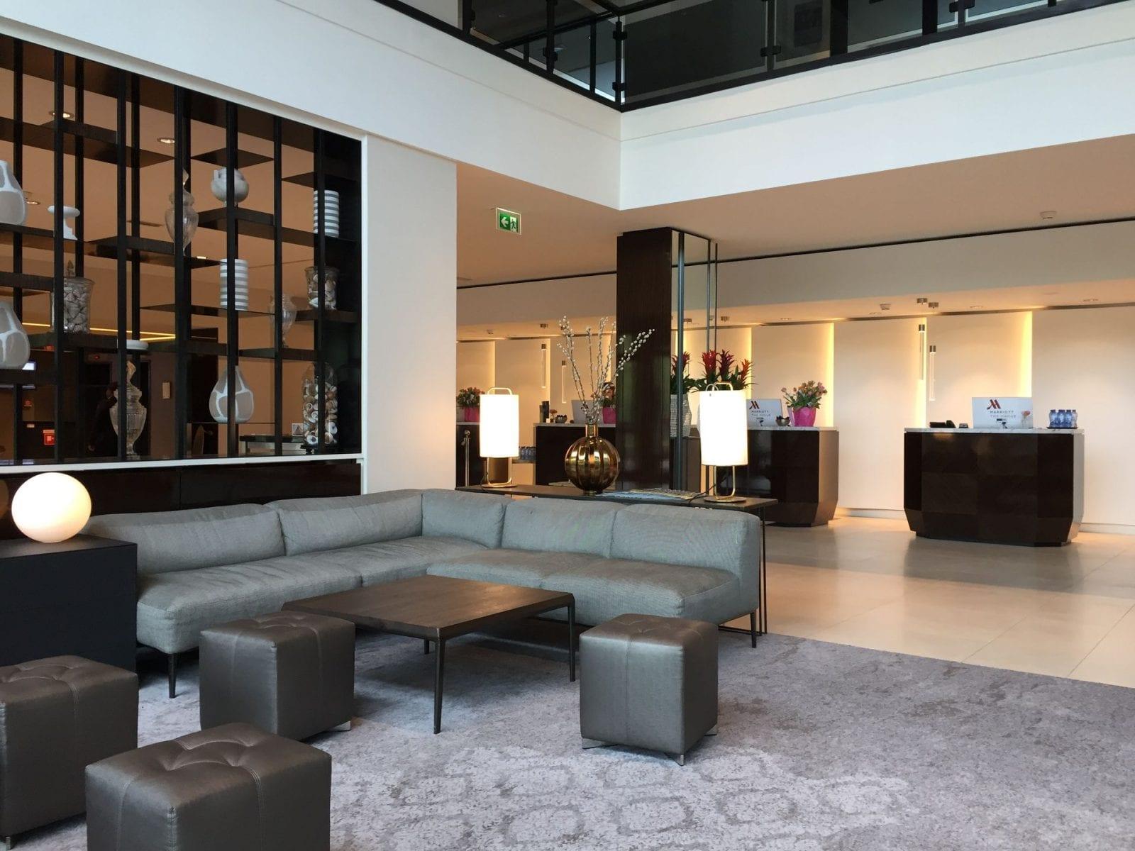 Marriott Den Haag Lobby Und Rezeption 1600x1200