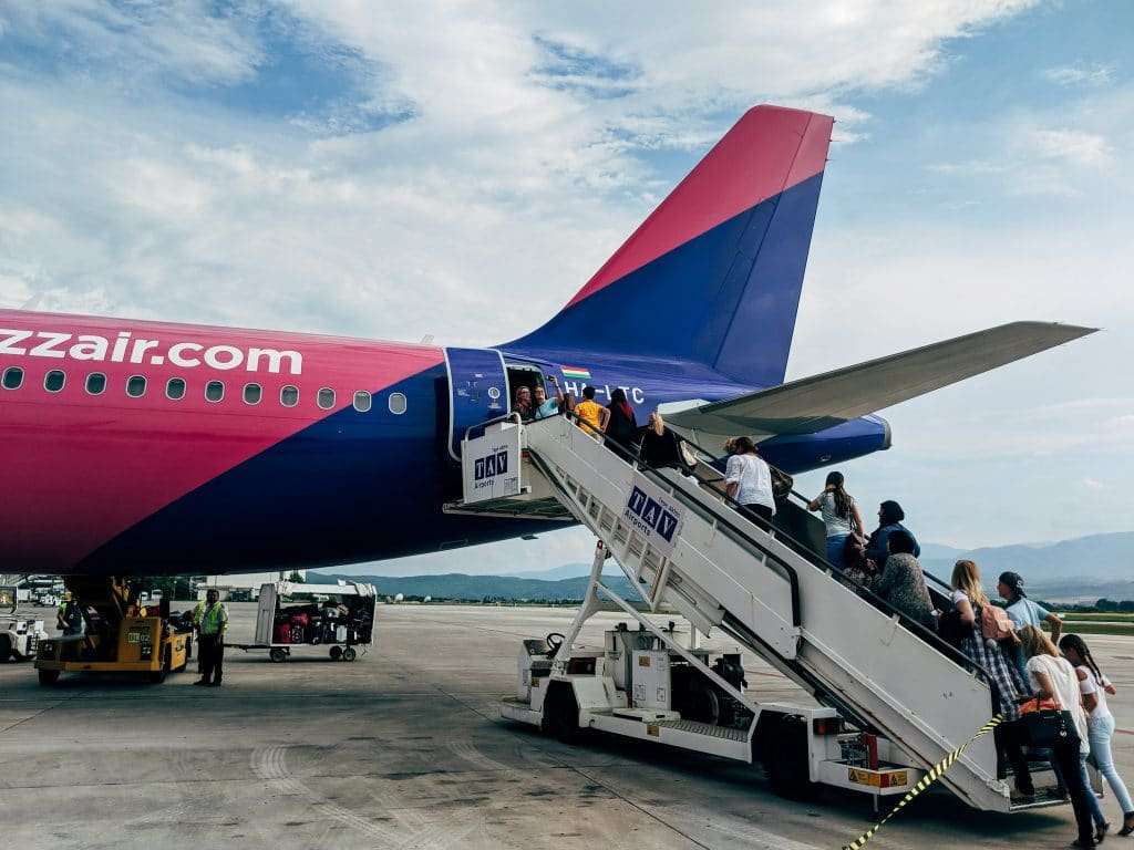 Wizz Air QxZTtkmStxY Unsplash
