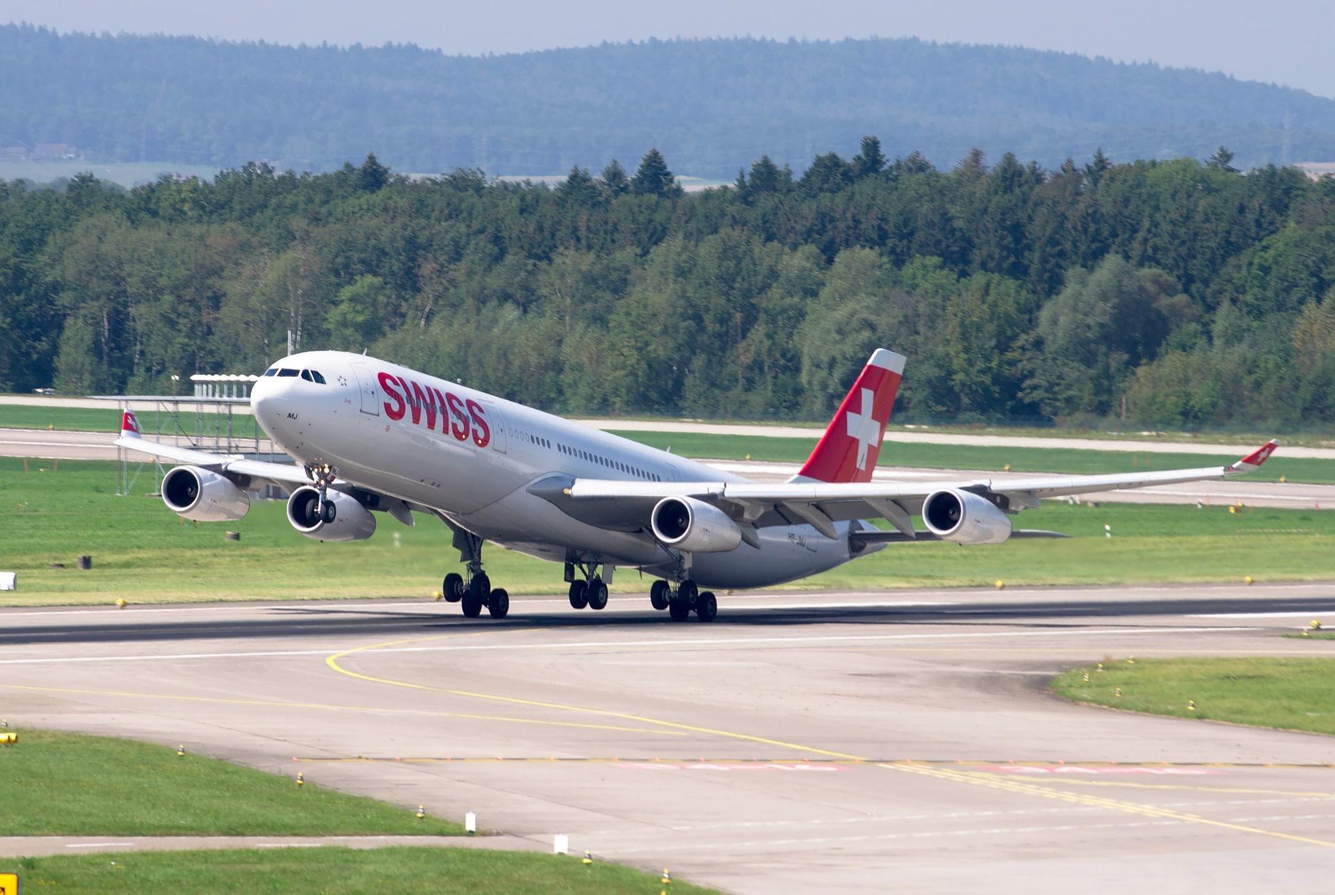 Swiss A 340