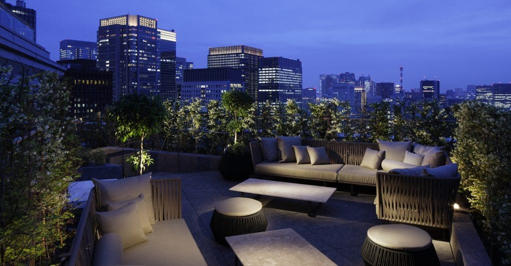Palace Hotel Tokyo Club Lounge Terrace F2 1024x534