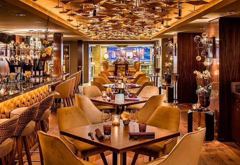 Vier Jahreszeiten Hamburg Restaurant