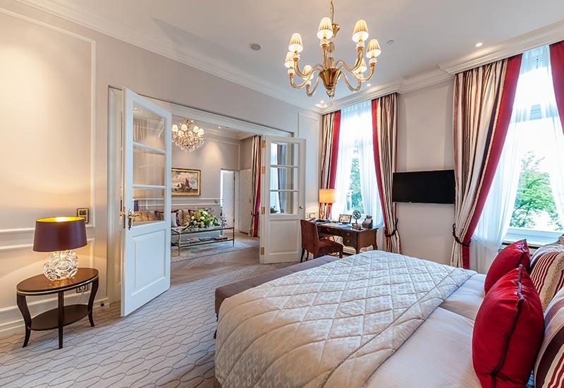 Vier Jahreszeiten Hamburg Suite