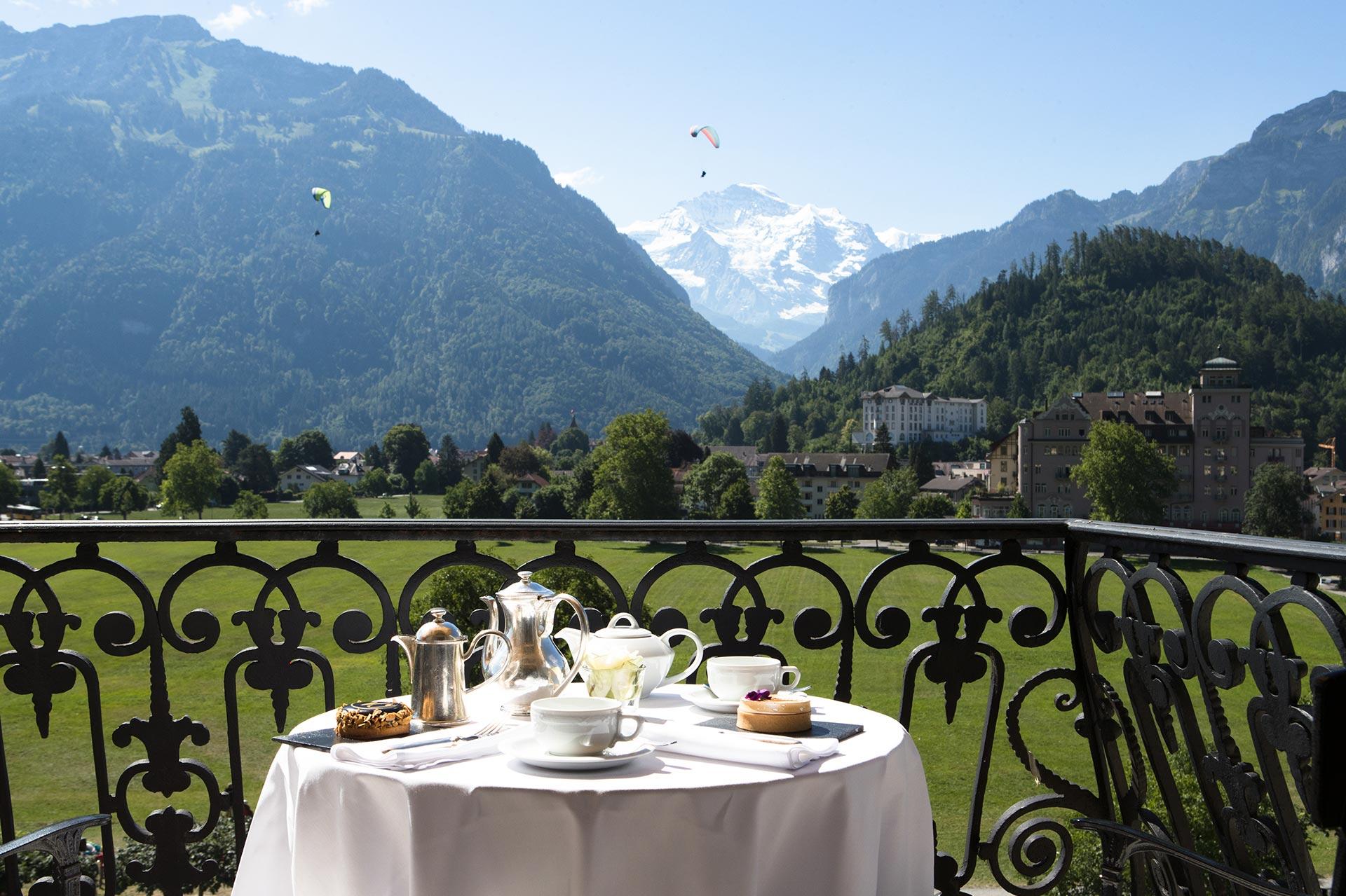 Victoria Jungfrau Hotel