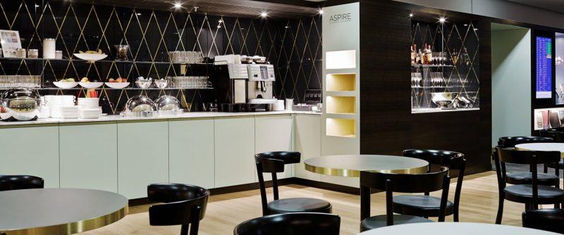 Aspire Lounge Zürich