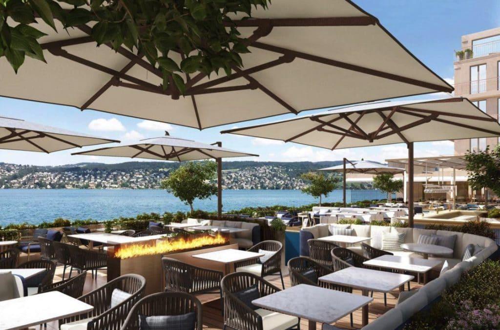 Alex Lake Zürich Small Luxury Hotel Schweiz