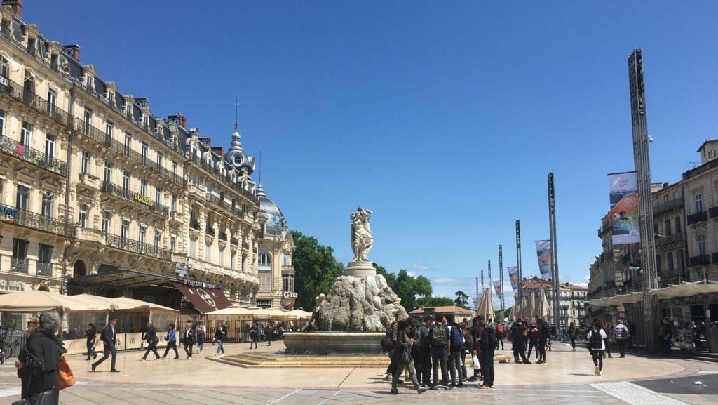 Montpellier Place De La Comedie 1024x577