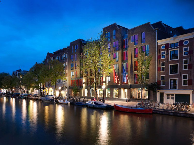 Andaz Amsterdam Aussen
