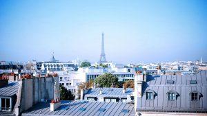 Hyatt Paris Madeleine Roof