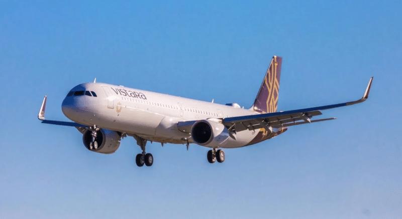 Vistara Airbus A321