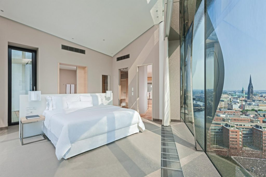 Westin Hamburg Suite