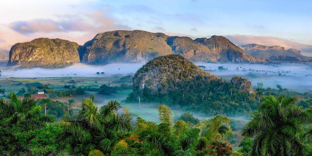 Kuba Ausblick Landschaft 1