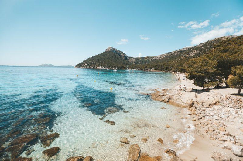 Mallorca Meer Küste Strand