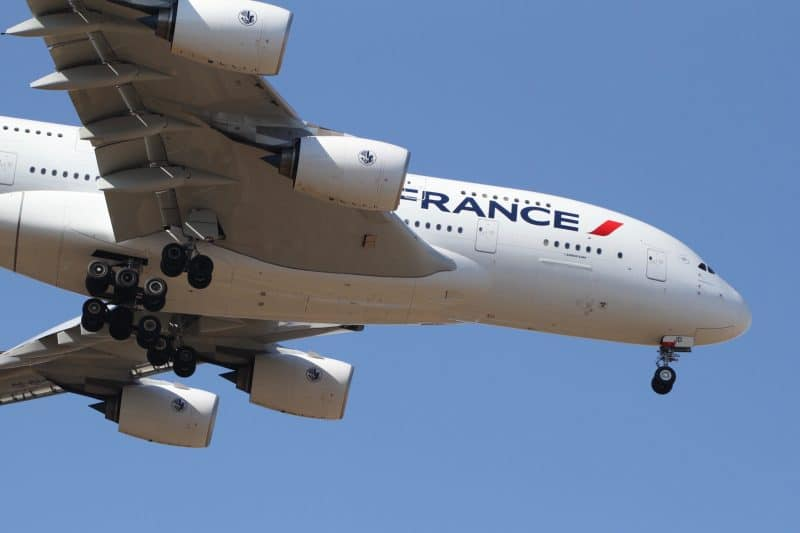 Air France Airplane