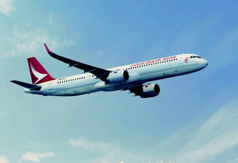 Cathay Dragon Airbus A321neo