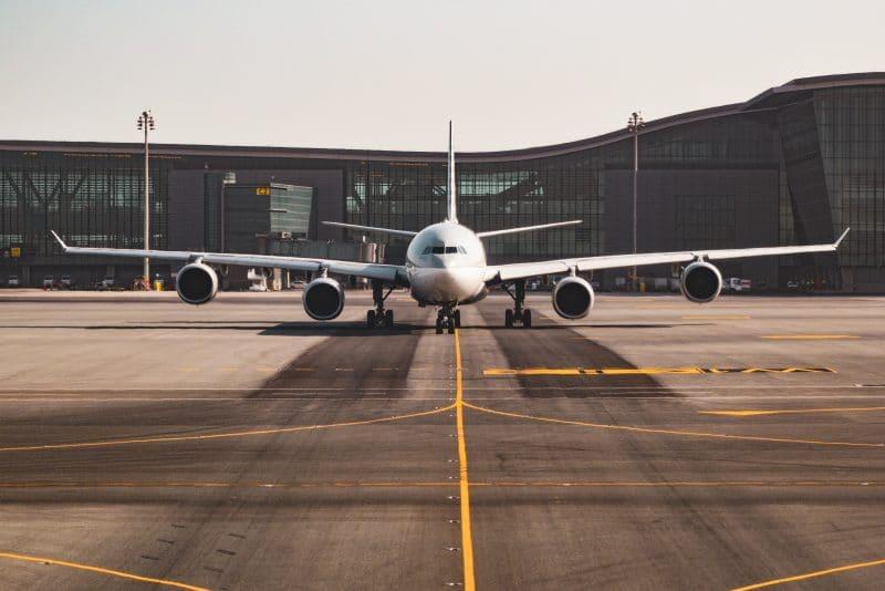 Flughafen Airport Flugzeug