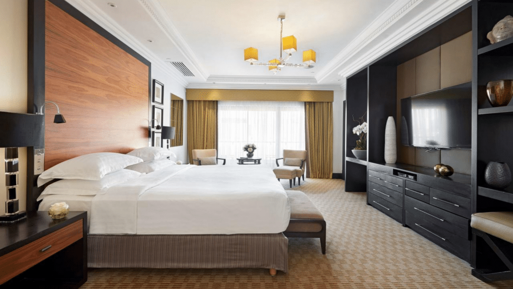 Hyatt regency London Zimmer