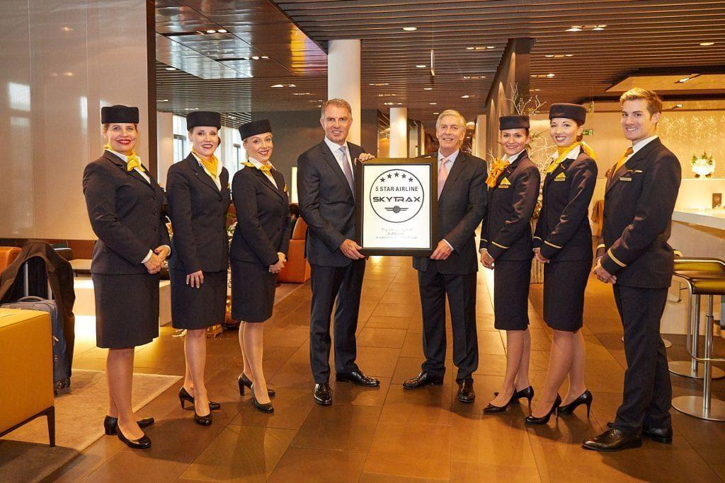 Lufthansa Skytax 5 Sterne 1024x683