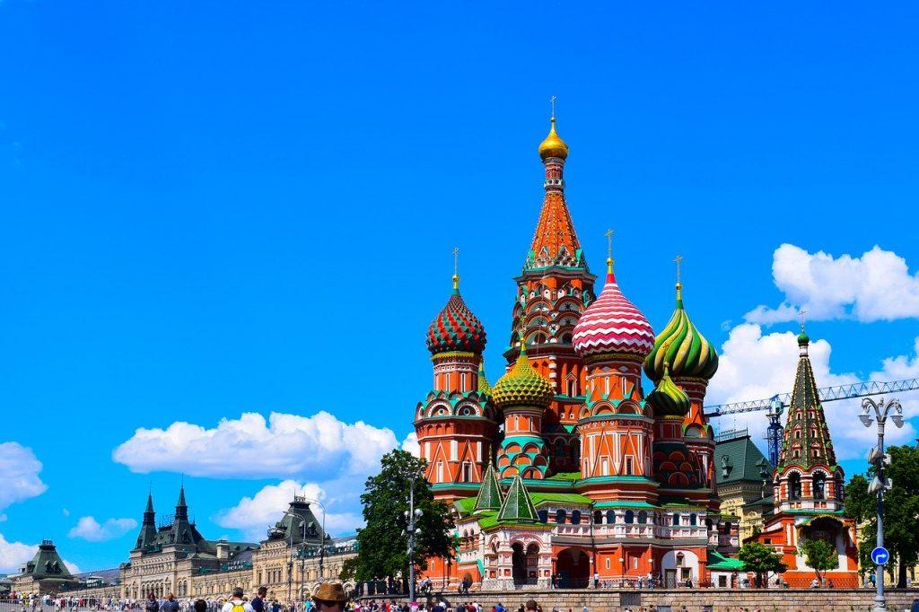 Moskau Russland