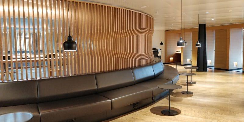 Swiss Senator Lounge Zürich A Corona Sitzplätze