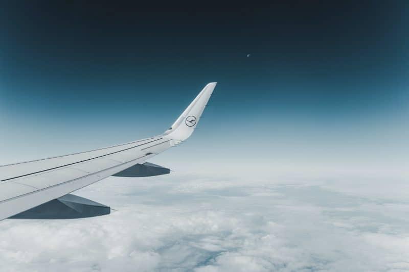 Lufthansa Flügel