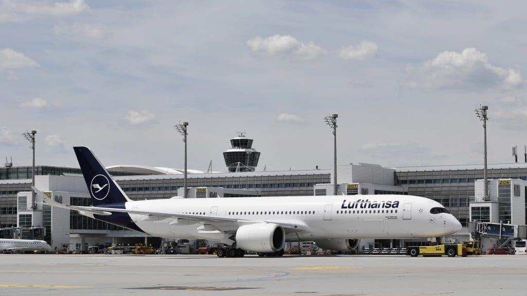 A350 Airbus Lufthansa