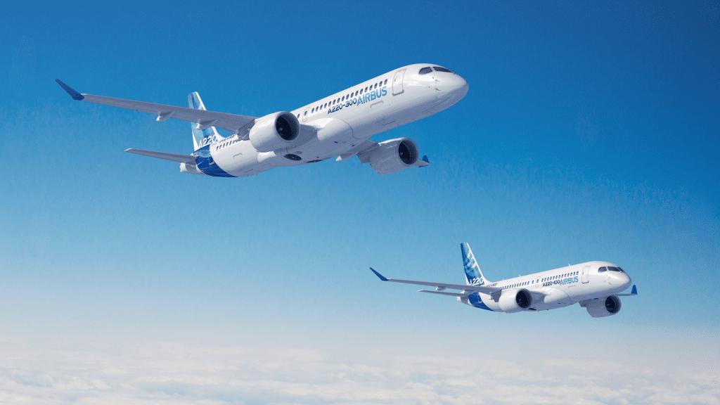 Airbus A220 300