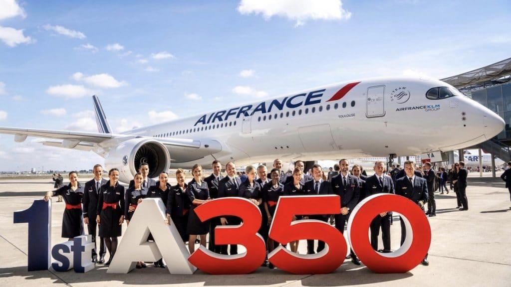 Airbus A350 Formartiert