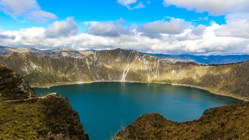 Ecuador Landschaft