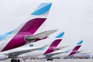 Eurowings A330 Tailfin Line Up 1024x683
