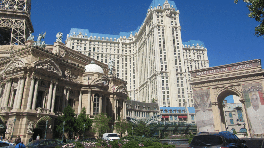 Hotel Paris In Vegas 1024x576