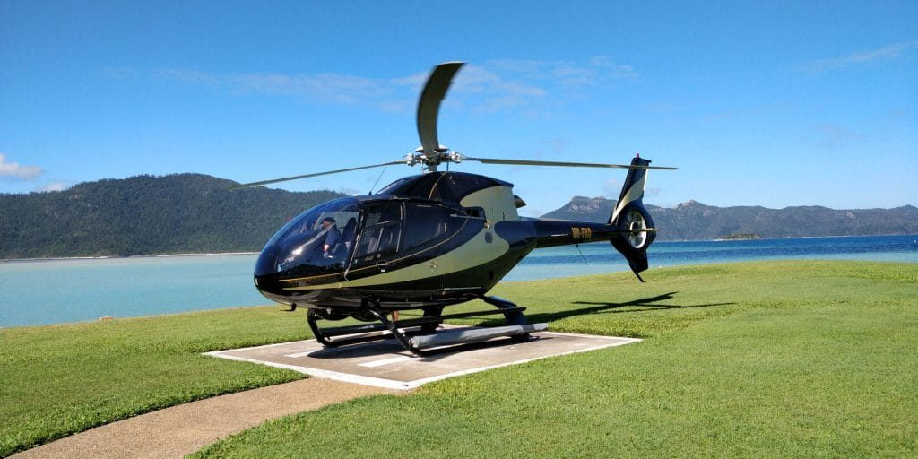 InterContinental Hayman Island Helicopter 1024x512