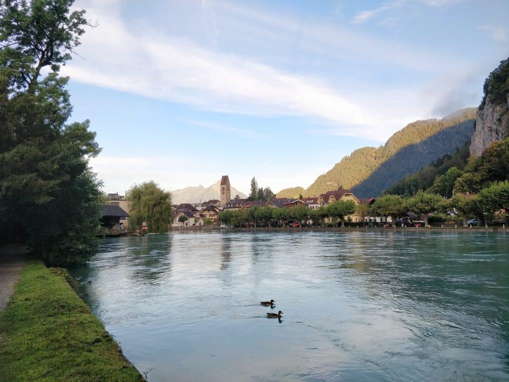 Interlaken Aare 6