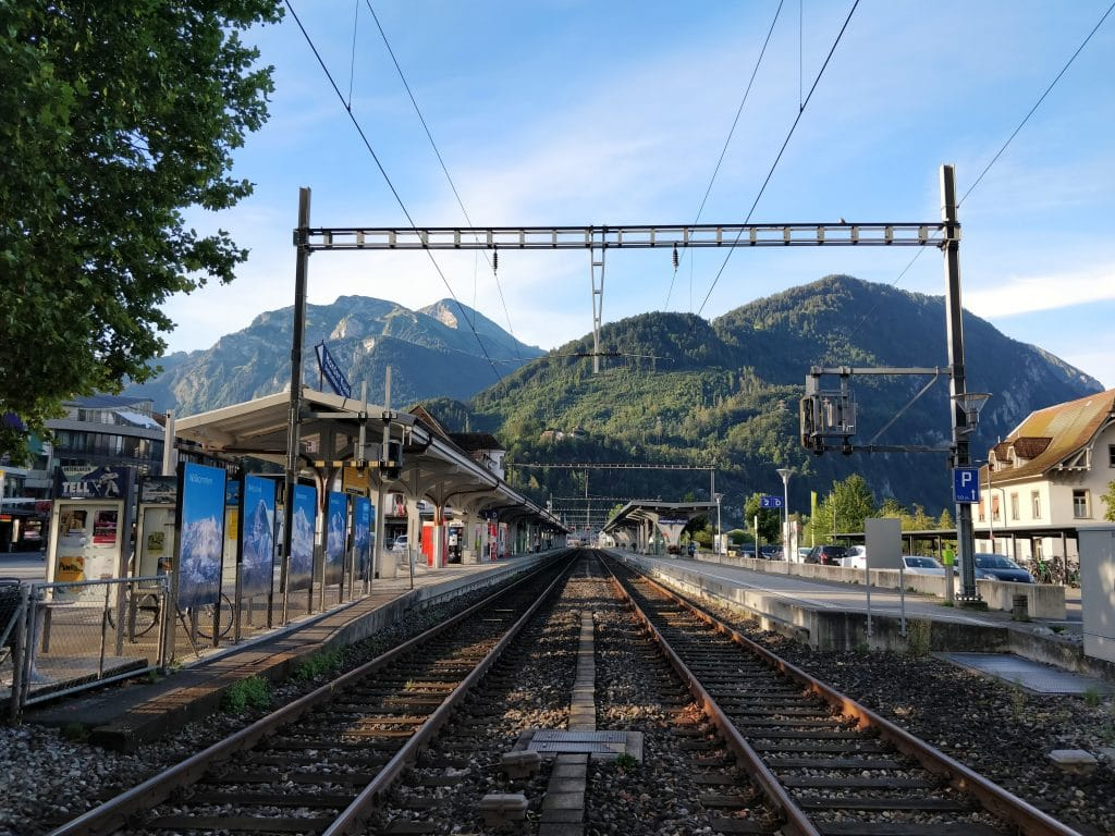 Interlaken Bahnhof