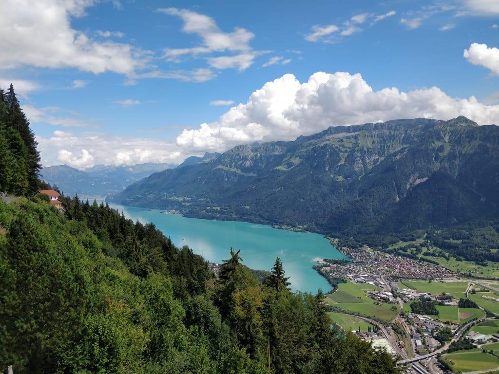 Interlaken Harder Kulm Brienzersee 2
