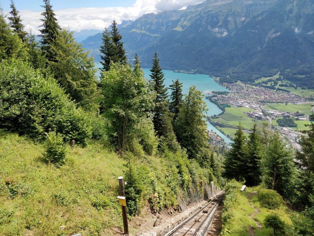 Interlaken Harderbahn 2
