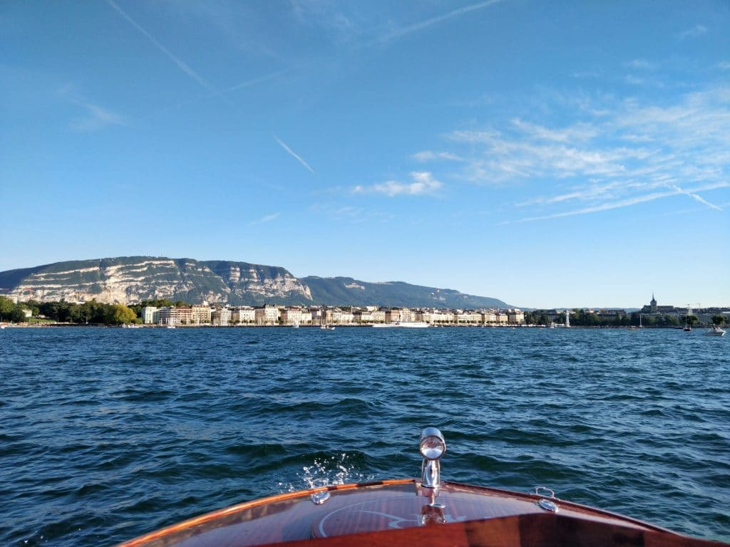 La Réserve Genève Boot