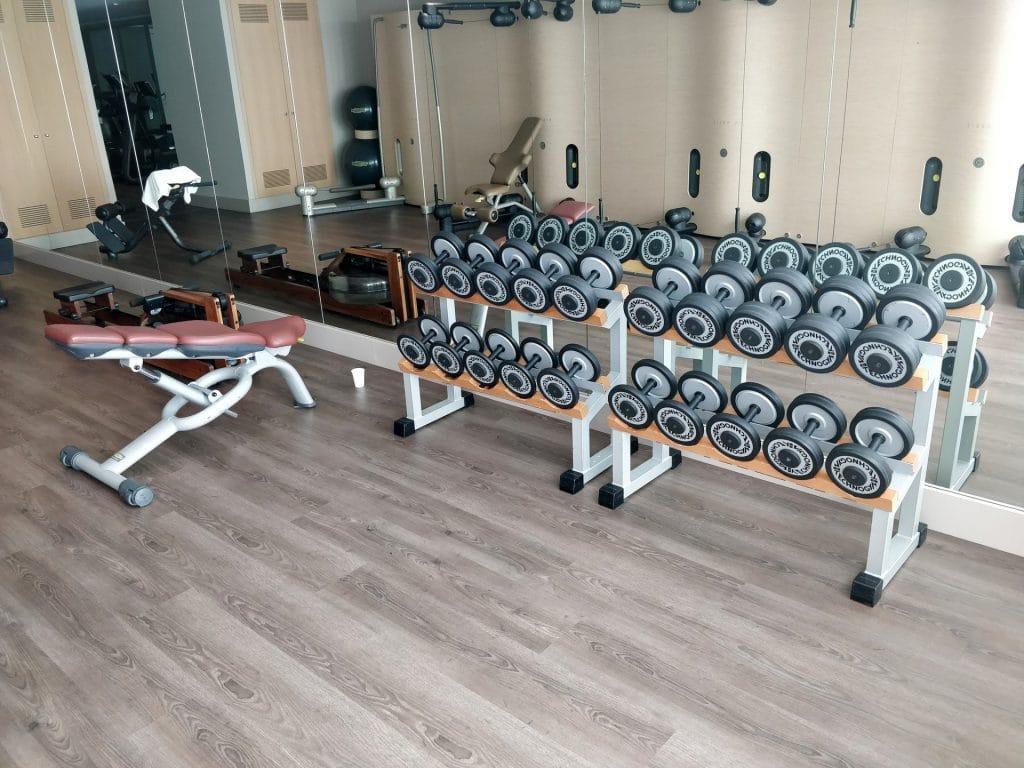 La Réserve Genève Fitness 2