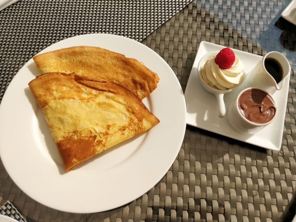 La Réserve Genève Frühstück 7