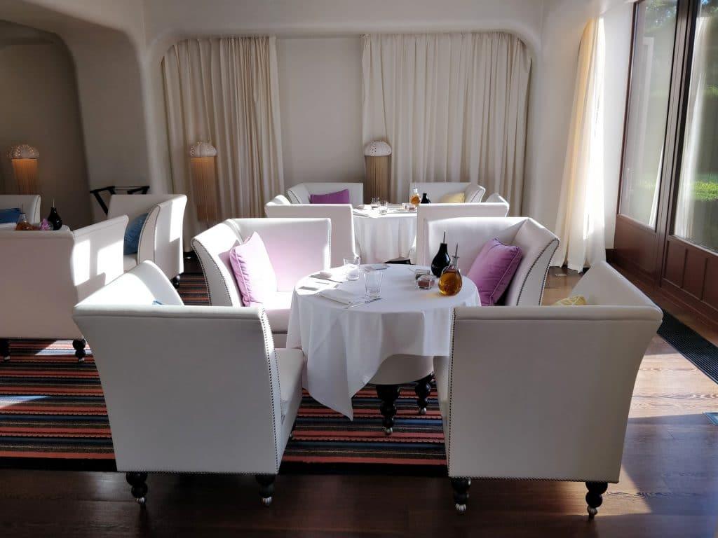 La Réserve Genève Restaurant