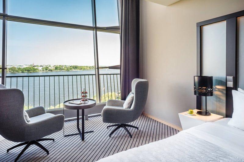 Le Meridien Hamburg Suite